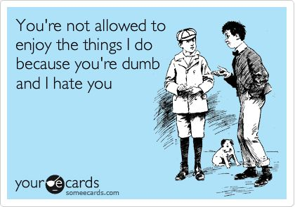 yesYou R Dumb, Hate People Ecards, Accurate, Quotes Dumb People, Too Funny, So True, Make Me Laugh, So Funny, Hahaha Guilty