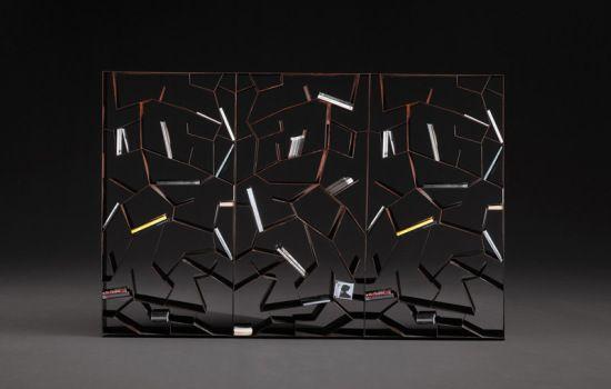 Autumn Bookcase by David Sanchez & Paolo Castelli