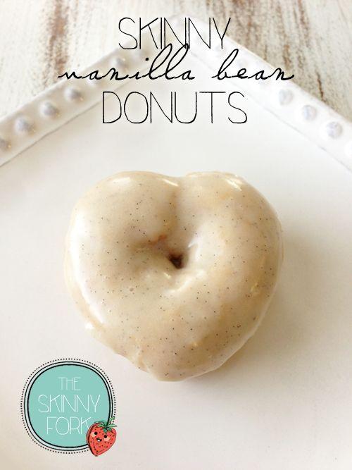 Skinny Vanilla Bean Donuts - 3 PP
