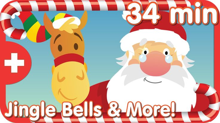 It's 34 minutes of Super Simple Songs videos, starting with holiday favorites in Jingle Bells + More Classic Kids' Songs.