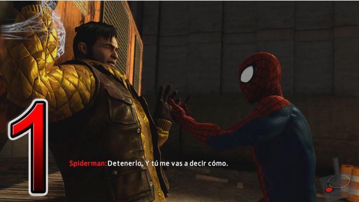 cool  Amazing Spider-Man 2 | Parte 1: Tras el Rasto de un Asesino  Check more at http://filmilog.com/pc-amazing-spider-man-2-parte-1-tras-el-rasto-de-un-asesino-full-hd/
