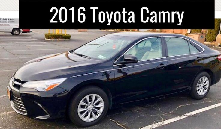 Full TLC Package Plates / Insurance / Maintenance. Like New Low Miles 2016 Toyota Camry. Only $395 a week. Call or Text 646-389-4543  SPECIAL Like & follow us on FB Superior TLC Rentals Inc. & get $25 off the first weeks rental.  #uber #uberdriver #taxidriver #tlcdriver #tlc #lyft #lyftdriver #nyc #taxi #nycuber #nyclyft #nyctlc