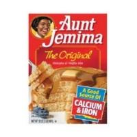 The Original Pancake & Waffle Mix by Aunt Jemina - Get it on My American Market