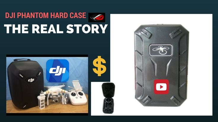 Helistar Carbon Grain Hardshell Backpack for DJI Phantom 3 - FULL REVIEW
