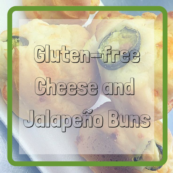 We don't just have sweet gluten-free treats!