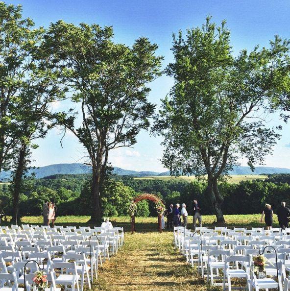 8 Unique Charlottesville Wedding Venues: 45 Best Weddings In Virginia's Blue Ridge Mountains Images