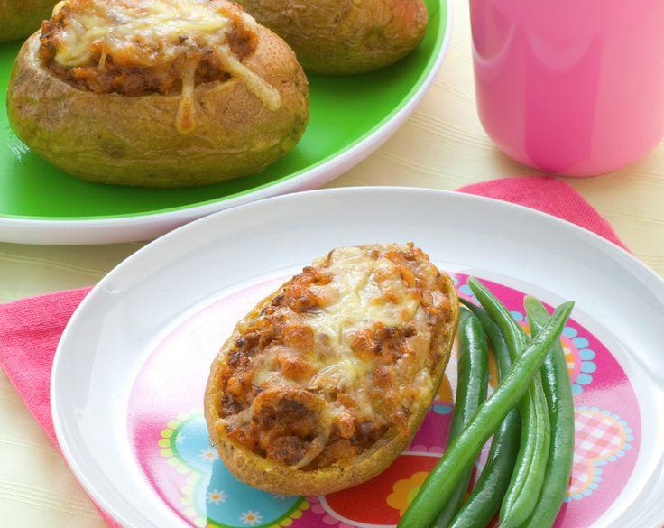 Baked Potato Recipe | Beef + Lamb New Zealand