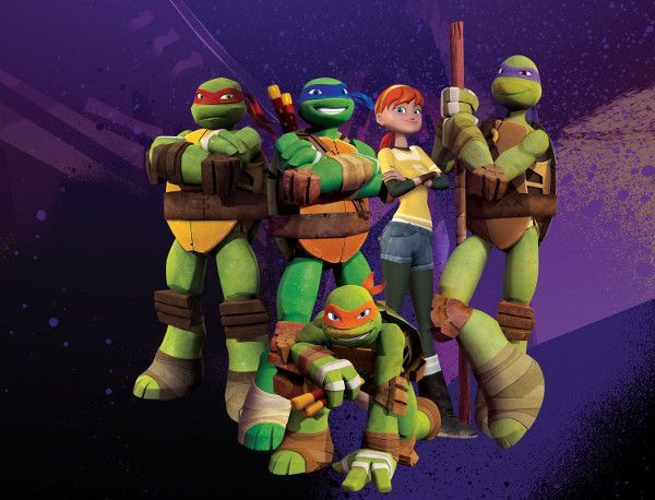 Turtles fans rejoice, after signing a deal with Nickelodeon, Activision has acquired the rights to produce 3 original Teenage Mutant Ninja Turtlesgames based on the re-booted cartoon franchise. It appears we won't have to wait too long either, as the first is already lined up for an American summer launch.