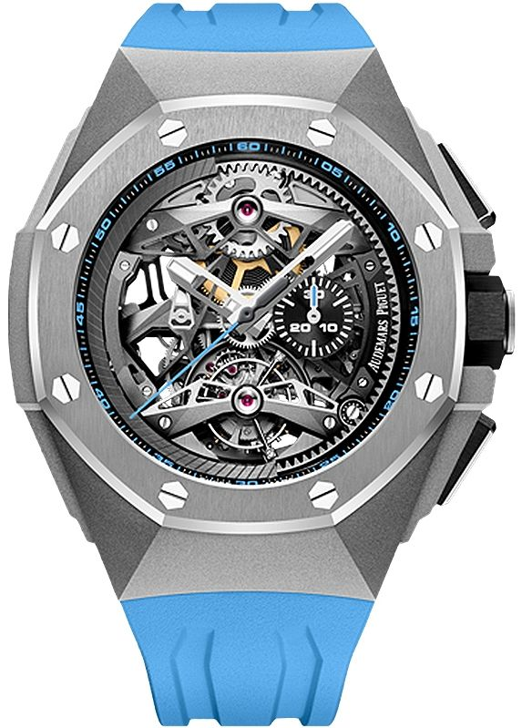 Audemars Piguet Royal Oak Concept Tourbillon Chronograph Watch