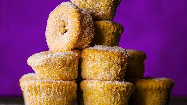 Nadiya Hussain's cupcake doughnuts | The Times Magazine | The Times & The Sunday Times