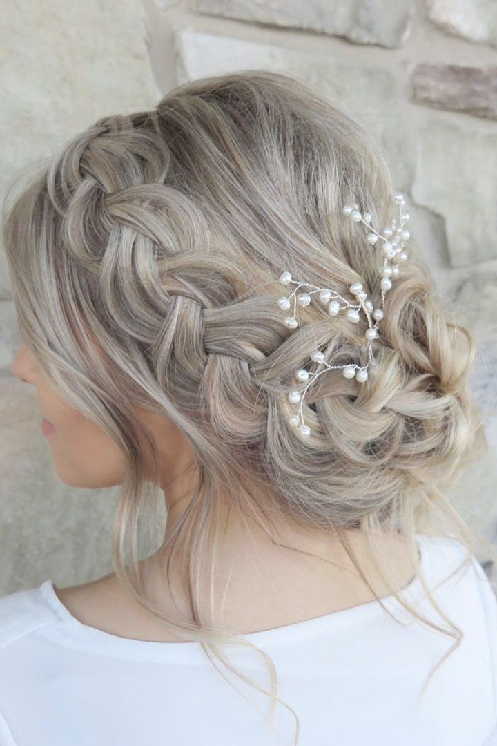 Check out what I pinnedSimple Wedding Guest Hairstyles For Medium Length Hair!!-…