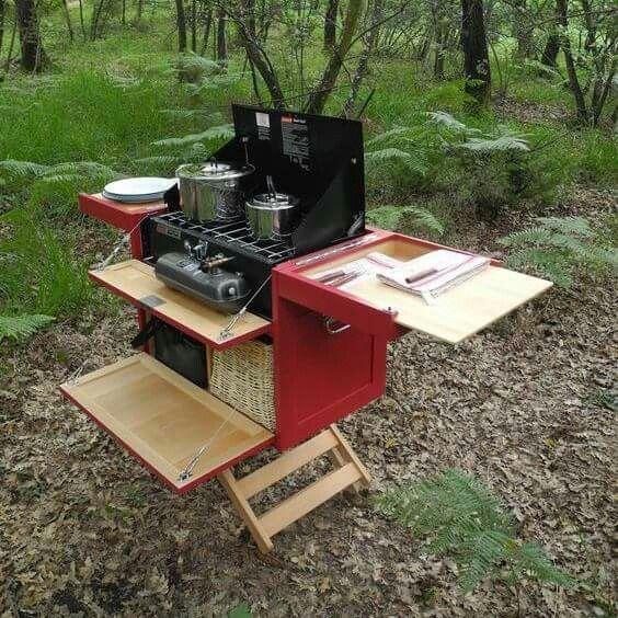 Camping Küche Ideen: 44 Besten Chuck Box Bilder Auf Pinterest