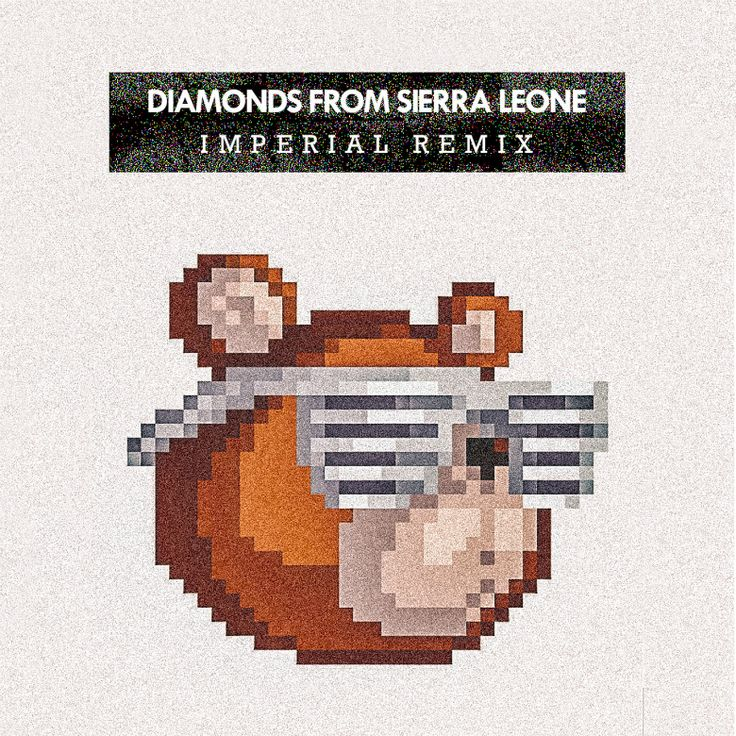 MP3: @Kanye West » Diamonds From Sierra Leone (@ImperialBeats Remix)