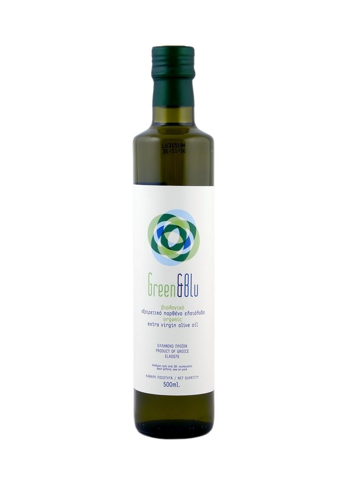 "Extra Virgin oil from Greece, Messinia.     500ml  •Πολυ χαμηλής οξυτητας(<0,35) •Πιστοποιημένο βιολογικό εξαιρετικό παρθένο ελαιόλαδο •Με πλούσια αρώματα κ πικάντικη γεύση •Θεμέλιο κάθε υγιεινής Μεσογειακής διατροφής •Καλλιεργείται παραδοσιακά •Απο καρπούς που διαλέγονται ένας-ένας με το χέρι •Μονοποικιλιακό ""Κορωνέϊκη"" •Ιδανικό για σαλάτες,σωτάρισμα,μαγείρεμα,τηγάνισμα Απολαύσετε το κάθε μέρα!    •Very low accidity(<0,35) •Certified organic extra virgin olive oil •Rich aromas and robust…"