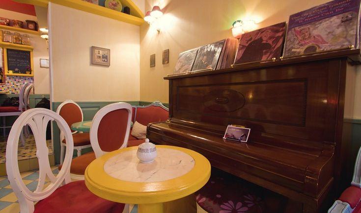 ArtTable | Αθήνα: Τα ωραιότερα cafe στο Κολωνάκι