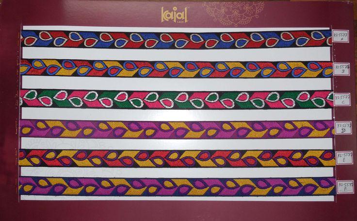 fancy designer saree border laces for women wear
