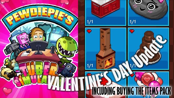 https://youtu.be/4PlQ9SFIqy8  CHECK VIDEO @pewdiepie #linkinbio #tubersimulator #letsplay #valentines #valentinesday #update #valentinesupdate #pewdiepie #game #gameplay #youtube #letsplayer #gaming #zocken #youtuber #video #games #gamer #gamergirl #gamergirls #rspwnd #zeigtdassihrgamerseid #rspwndarmy #valentinesday2017 #pewds #tuber #simulator PewDiePie's Tuber Simulator