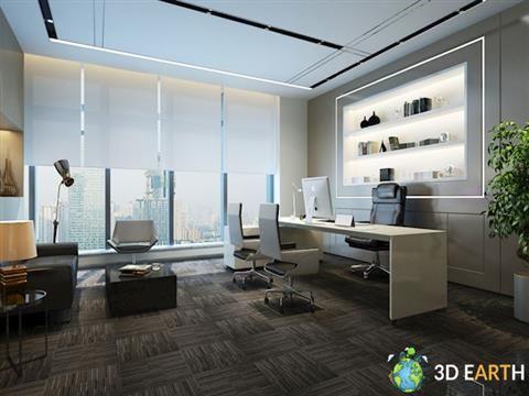 3D Office Scene free 3d office scene 3d max office scene 3d max office models