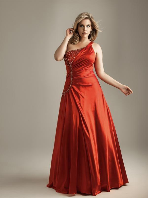 15 besten Orange Evening Dresses Bilder auf Pinterest | Orange ...