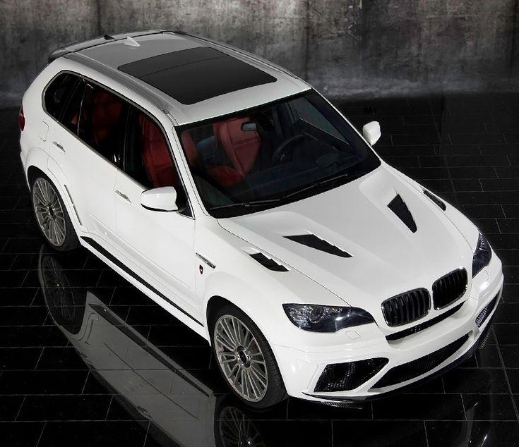 Bmw Z5 M: 2011 BMW X5 M Mansory