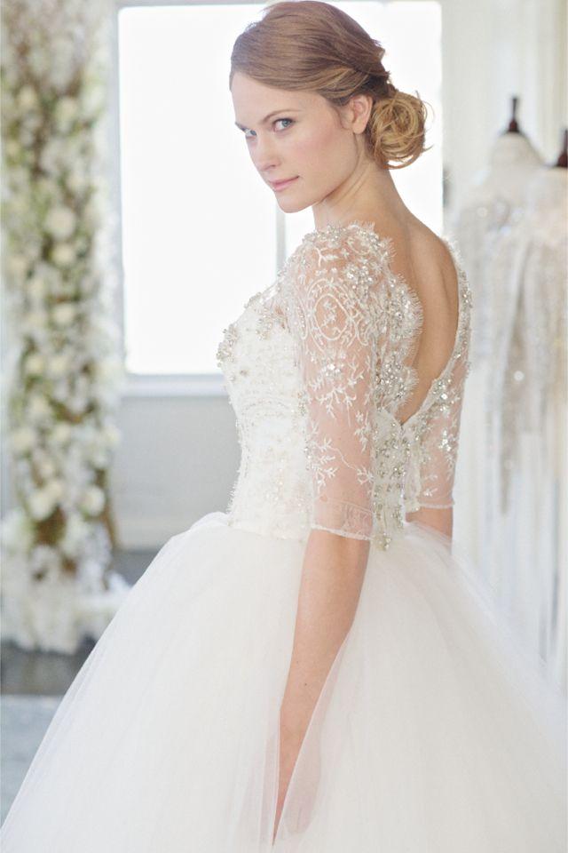 364 best Wedding Dresses images on Pinterest | Evening gowns, High ...