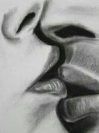 Kiss Tattoo Idea