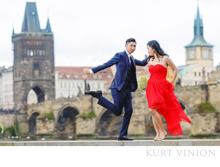 London wedding & Prague pre-weddings photographer - pre wedding photos Prague dancing near Charles Bridge : destination pre wedding photos & a surprise marriage proposal in Prague featuring Rebecca & Frank  Our latest couple Rebecca and Frank hail from&nbsp,Shanghai, decided to have a photo session in&nbsp,Prague after traveling around Europe.&nbsp,Unbeknownst to Rebecca, Frank also had a surprise engagement ring –&nbsp,and what followed was a wedding proposal that was live streamed to the…