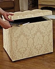 Damask Storage Box