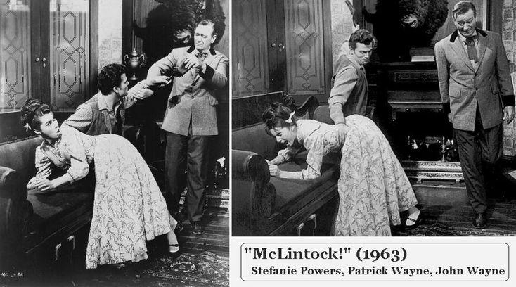 McLintock!: Patrick Wayne, Stefanie Powers, John Wayne
