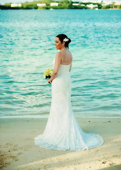 A Peaceful Minute Before The Ceremony Thinkingofbermuda Services Bermuda Destination WeddingsWedding Planners