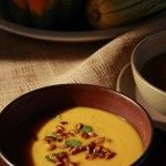 How To Make Squash and Sweet Potato Soup