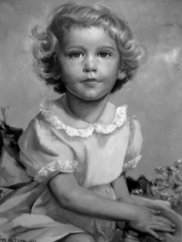 Robin Bush (1949 - 1953) was the daughter of former President George H W Bush and his wife Barbara. She died of Leukemia at the age of three