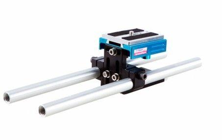 Free shipping Wondlan 15mm Rail Rod - 54/ 1.300,- (vyhrává fotga-vše modré- celkem 4.800,- vypadat profesionálně)