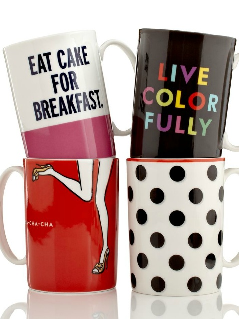 With Bright Colors, Patterns, And Quirky Advice, These Playful Mugs Will  Make Mom