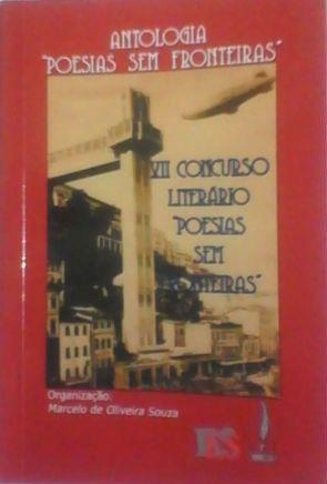 Antologia Poesias Sem Fronteiras.
