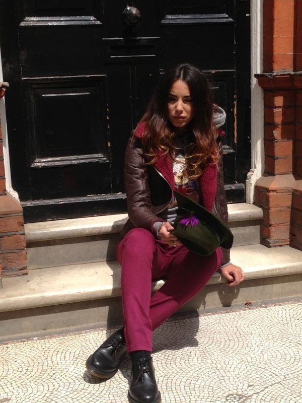 Preview fall winter 13 #shooting #london #chiarabiasi#maisonespin #cool #fashionblogger#womancollection #lovely #MadewithLove #romanticstyle #milano#clothing #shopping #iloveshopping