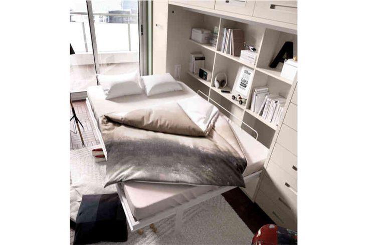 17 mejores im genes sobre cama abatible de matrimonio en - Fabricante camas abatibles ...