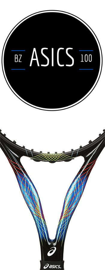 Take a look at #Asics new tennis racquet, the BZ 100!