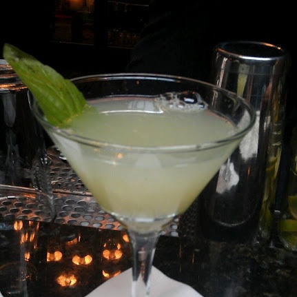 Vodka Cucumber Basil Gimlet | Inebriated | Pinterest