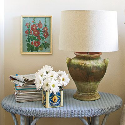 The 25 best do it yourself magazine ideas on pinterest next turn an old planter into a stylish lamp craft tablesdiy solutioingenieria Images