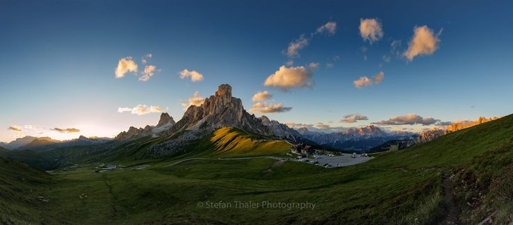 Passo di Giau _kiss of light by Stefan Thaler on 500px