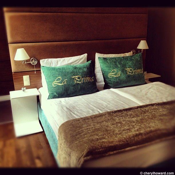 Prima Fashion Hotel.     http://cherylhoward.com/2013/02/24/la-prima-fashion-hotel-in-budapest-hungary/    #budapest #hotels #design #europe #hungary