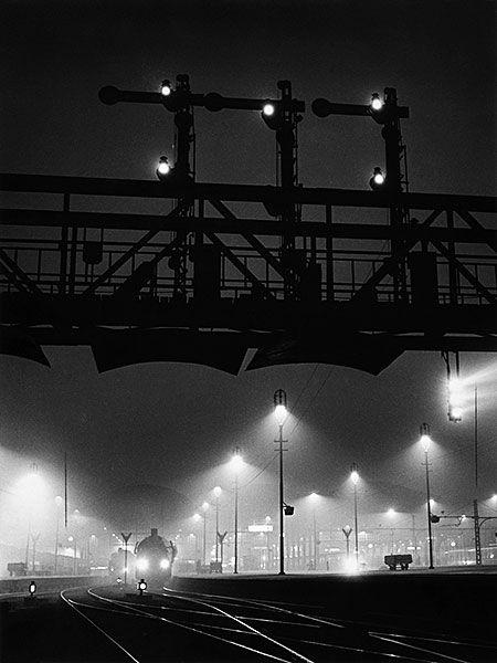 Toni SCHNEIDERS :: Hamburg Altona, 1958