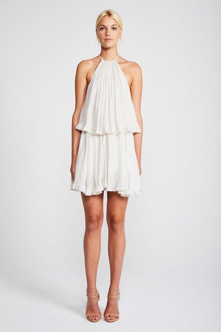 Shona Joy - Dazed Layered Mini Dress