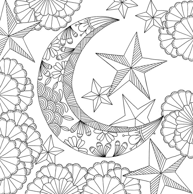 3111 best color pages images on Pinterest Coloring books