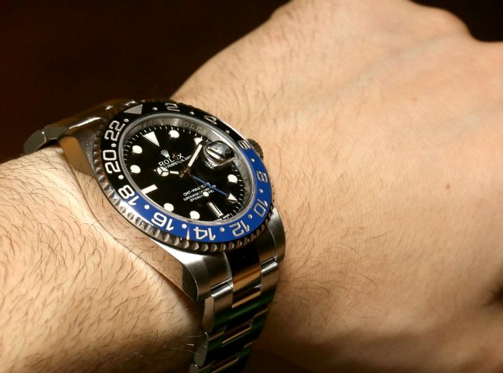 Rolex GMT Master II Day/Night Watch For 2013 Hands-On