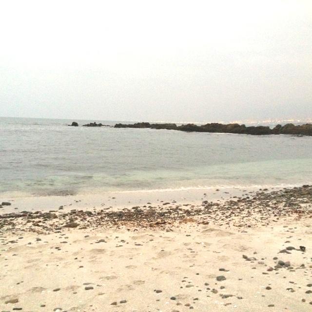 Playa Blanca y de fondo Iquique