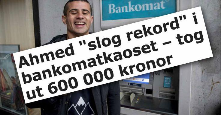 Aftonbladet grundlurade i bankomatkaoset