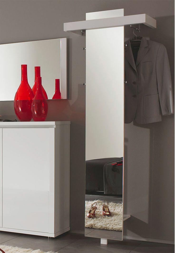 mirrored coat rack | ... Furniture - Selekt Contemporary Mirrored Coat Rack in Choice of Finish