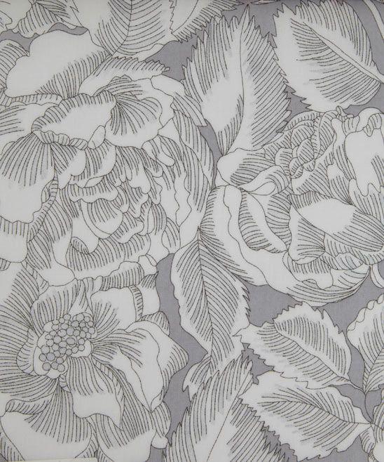 August Rose B Tana Lawn, Liberty Art Fabrics